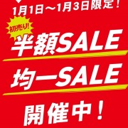 WEGO NEW YEAR SALE